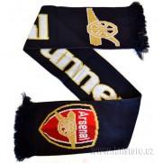 Šál Arsenal FC modrý