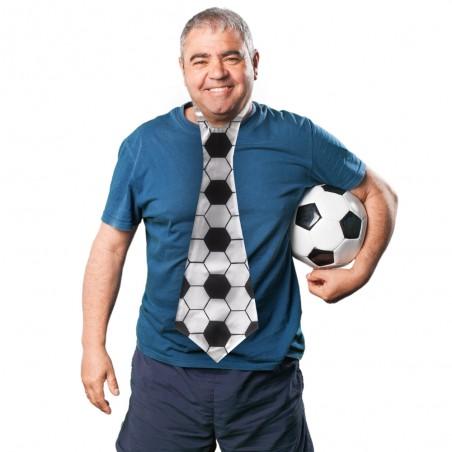 Veselá fotbalová kravata