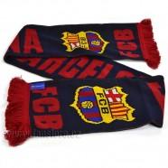 Šál Barcelona FC modrý