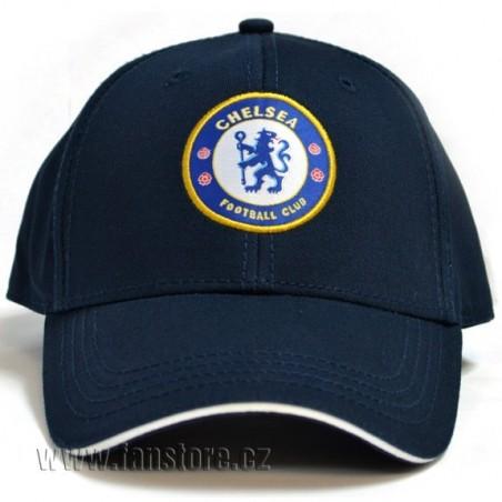 Kšiltovka Chelsea FC tmavě modrá