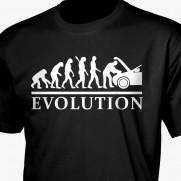Tričko Evoluce automechanika