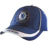 Kšiltovka Chelsea FC Debossed Cap