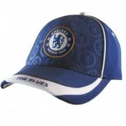 Šiltovka Chelsea FC Debossed Cap