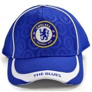 Kšiltovka Chelsea FC Debossed Cap čelo