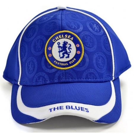 Šiltovka Chelsea FC Debossed Cap čelo
