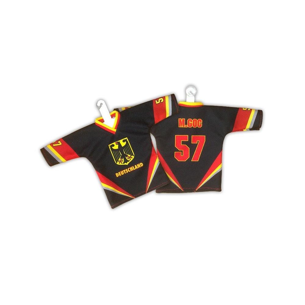 Hokejový minidres Německo