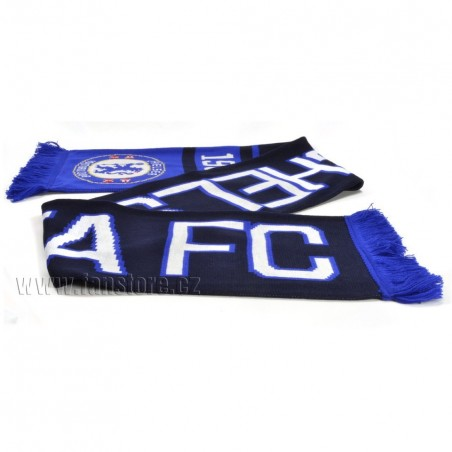 Šál Chelsea FC modrý