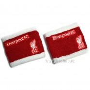 Potítka Liverpool FC červená s logem, pár