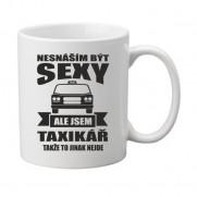 Hrnek Sexy taxikář