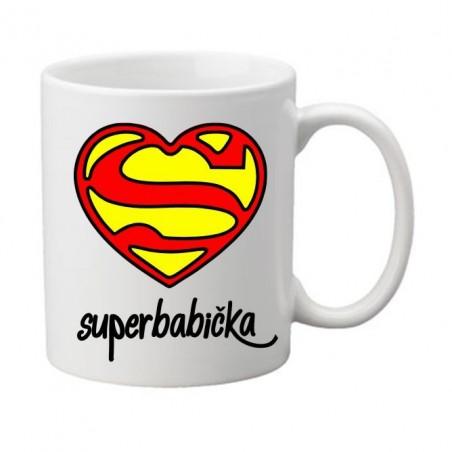 Hrnek Superbabička