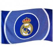 Vlajka Real Madrid Bullseye
