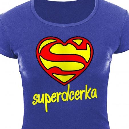 Tričko Super dcerka