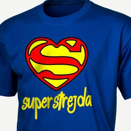 Tričko Super strejda