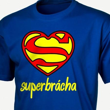Tričko Super brácha