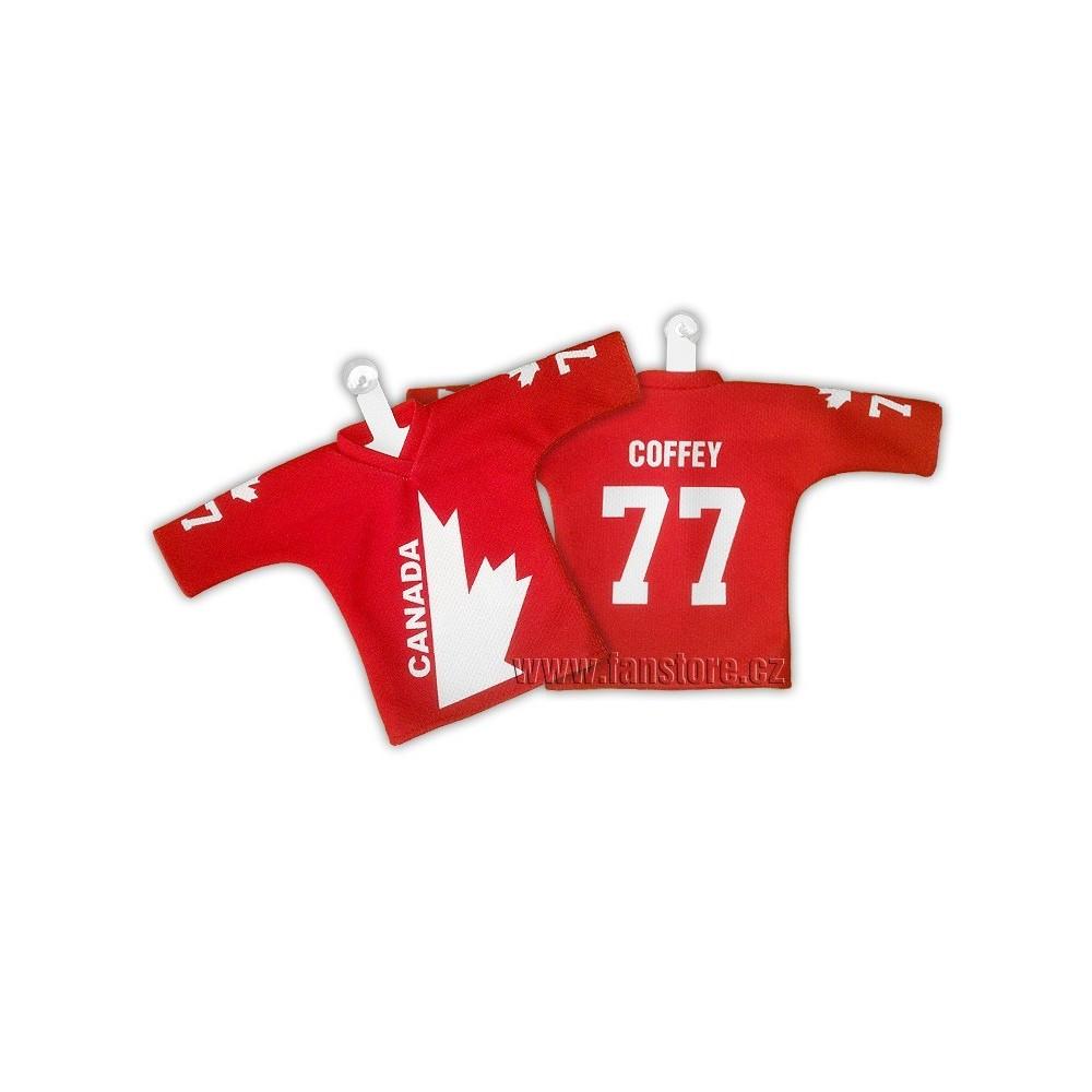 RETRO minidres Kanada červený - Kanadský pohár