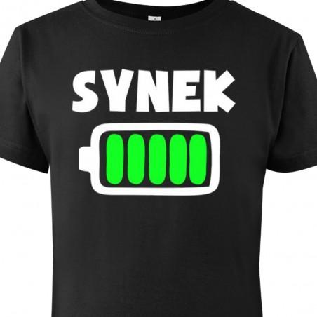Tričko Baterka - synek
