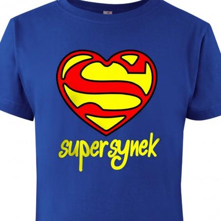 Tričko Super synek dětské
