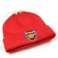 Zimní čepice Arsenal FC s lemem
