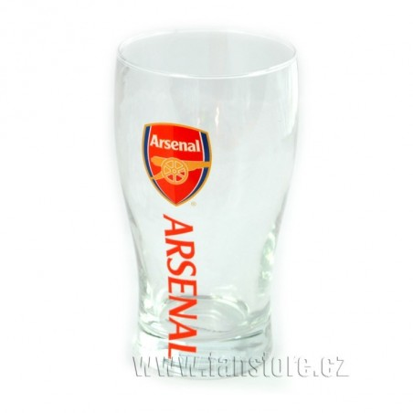 Pivní sklenice Arsenal FC