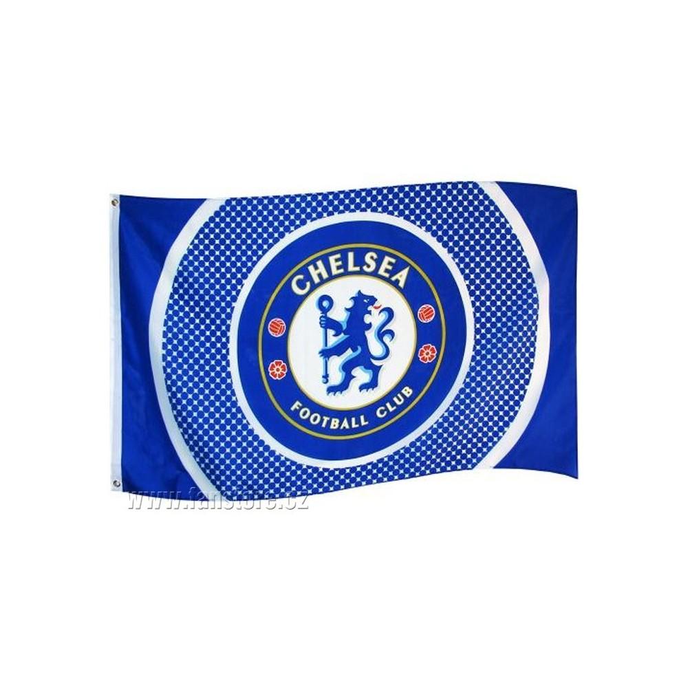 Vlajka Chelsea FC Bullseye
