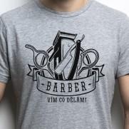 Tričko Barber - Vím co dělám