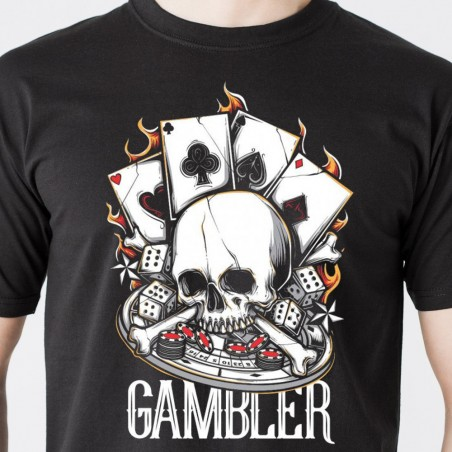 Tričko Gambler