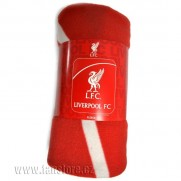 Fleecová deka Liverpool FC Bullseye