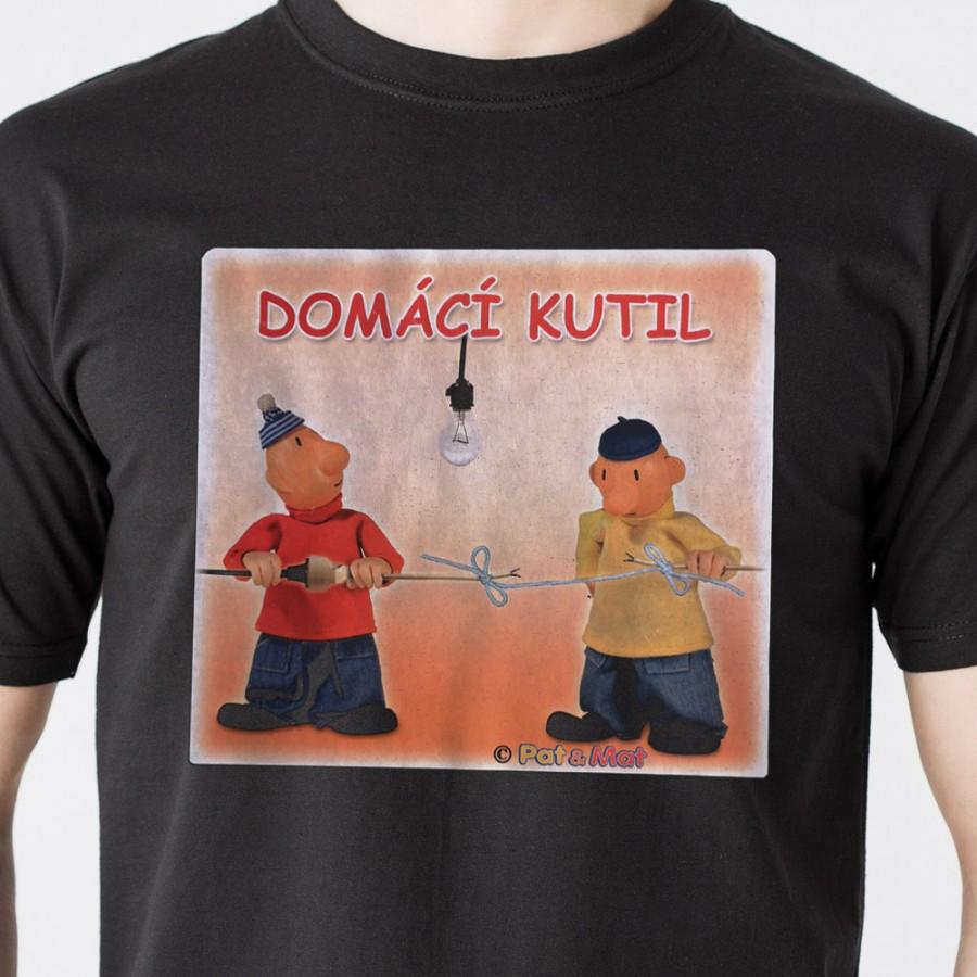 Tričko Pat a Mat - Domácí kutil