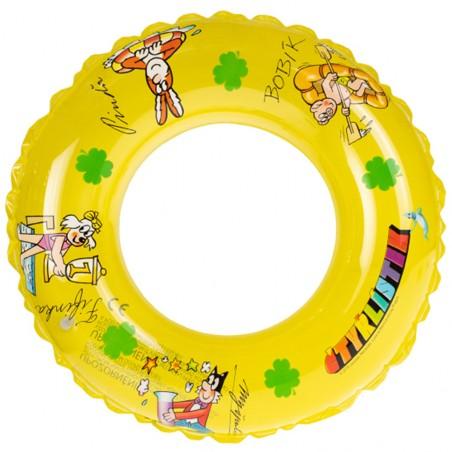 Nafukovací kruh Čtyřlístek