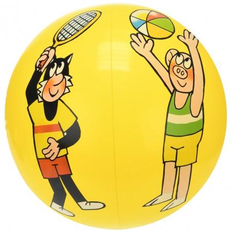 Nafukovací míč Čtyřlístek