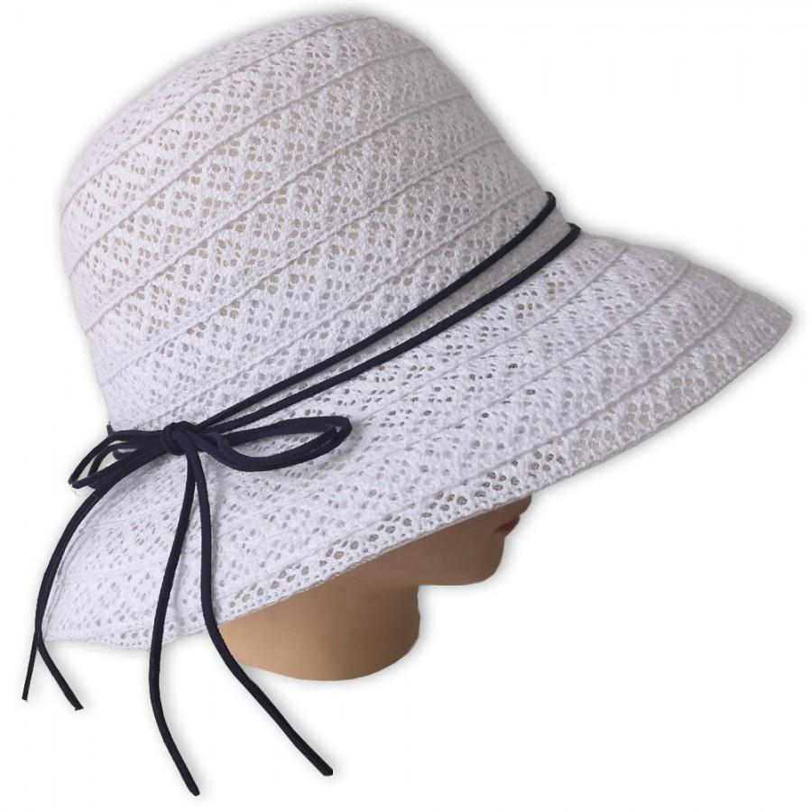 Dámský letní klobouk